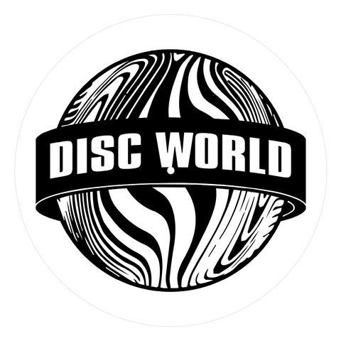 Disc World 'White' Slipmat