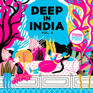 Todh Teri 'Deep In India - Vol.6' EP