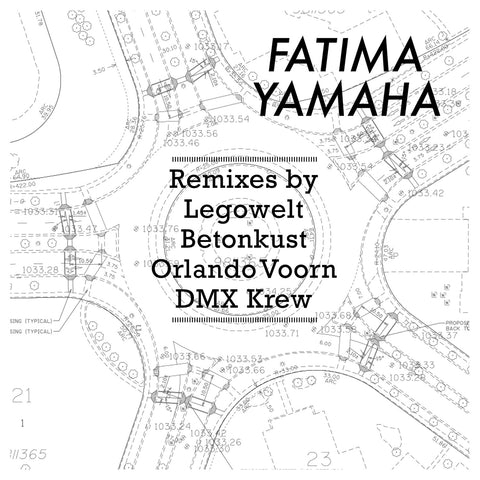 "Fatima Yamaha 'Day We Met Remixes' 12"" [Import]"