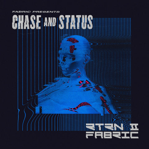 *PRE-ORDER* Chase & Status 'fabric presents Chase & Status RTRN II FABRIC' 2LP