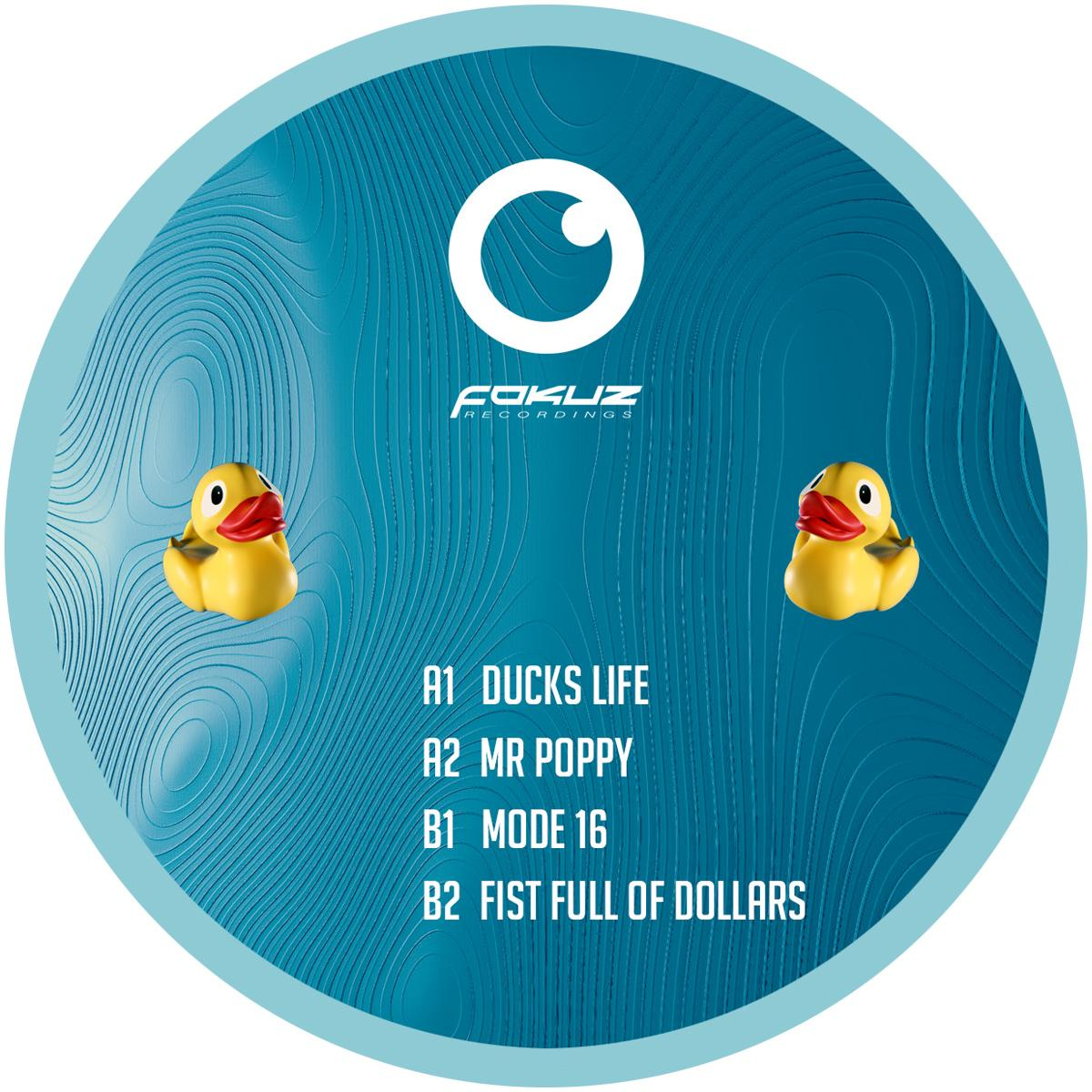 The Vanguard Project  'Ducks Life EP' 12""
