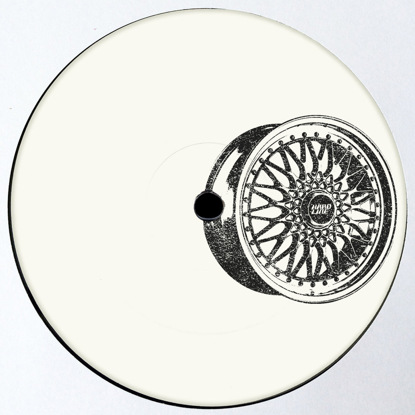 Various Artists 'HARD02' 12""