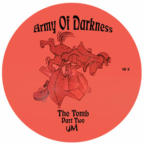 Pugwash & Probe 'The Tomb Part Two / Army Of Darkness' 12""