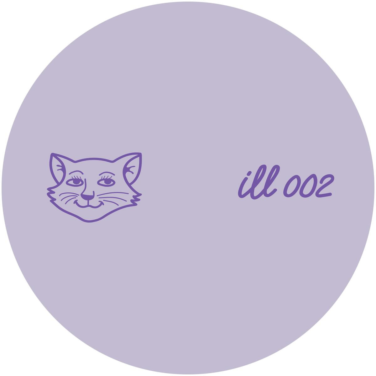 Unknown 'ILL 002' 10""