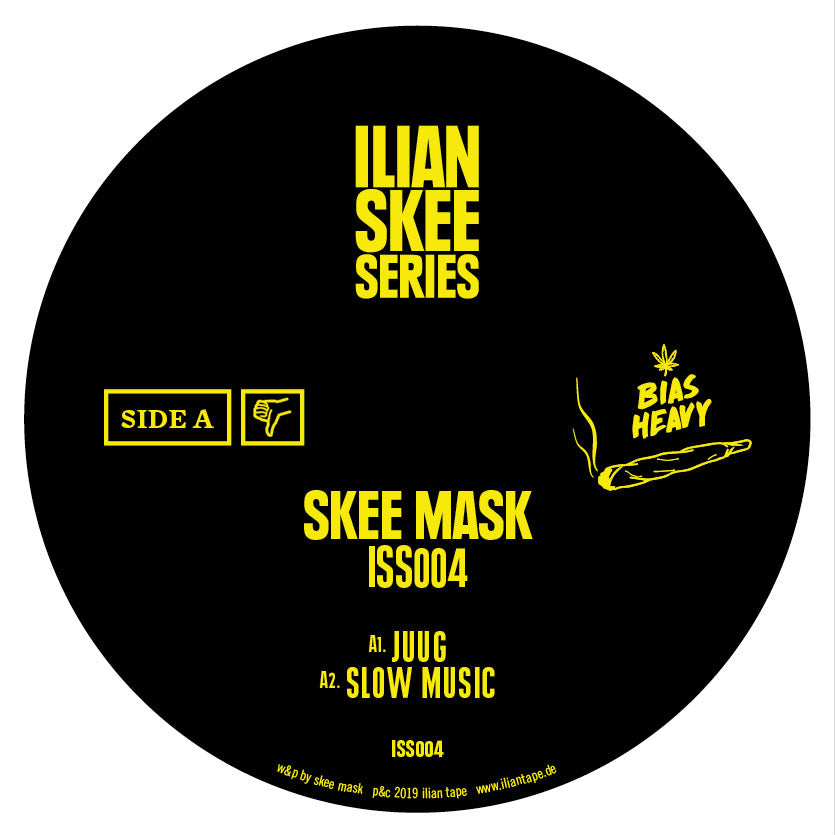 Skee Mask 'ISS004' 12""