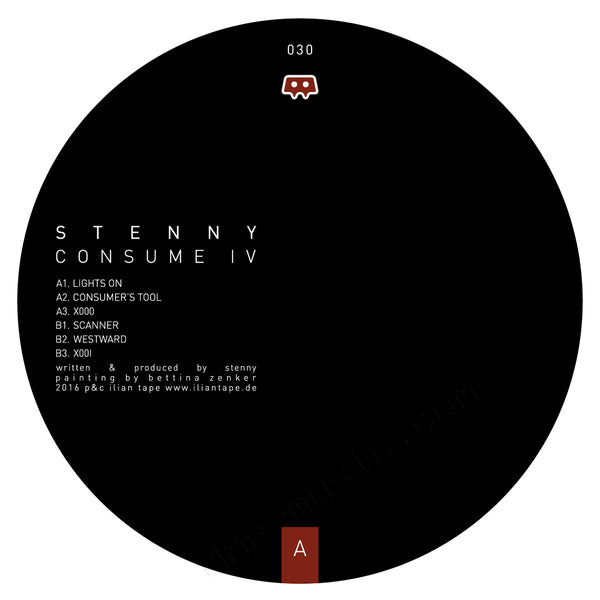 Stenny 'Consume IV' 12""