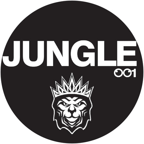 "Unknown 'Jungle Ride EP' 12"" (White Vinyl)"