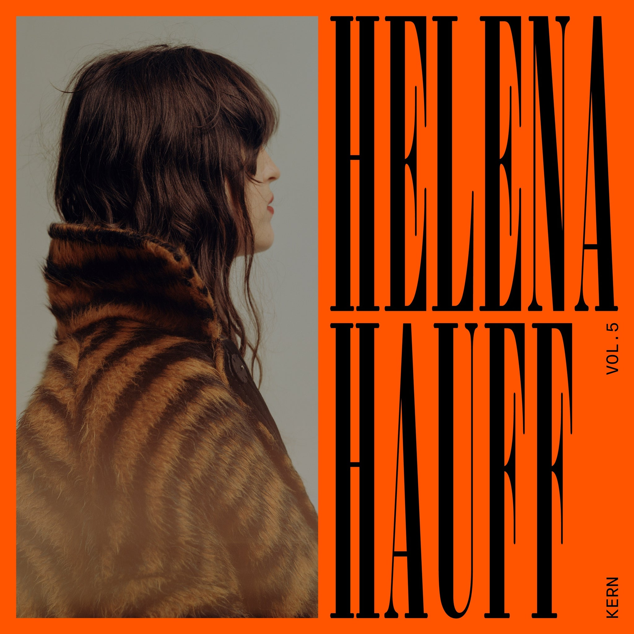 Helena Hauff 'Kern Vol. 5 – Exclusives + Rarities' 3LP