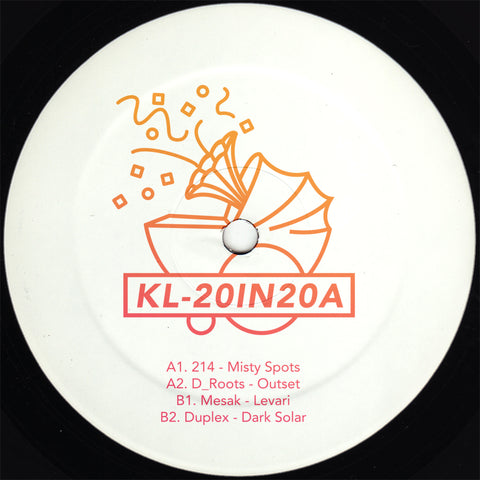 Various '20IN20A' 12""