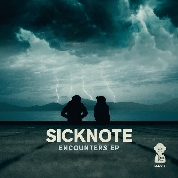 "Sicknote 'Encouters EP' 12"" Lathe Cut"