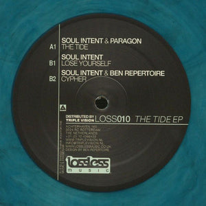 Soul Intent ‎'The Tide EP' 12""