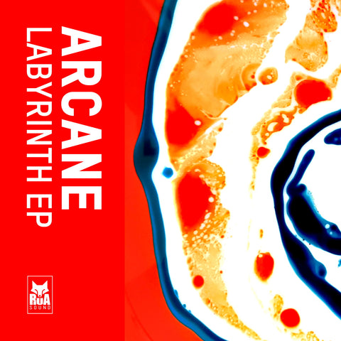 Arcane 'Labyrinth EP' 12""