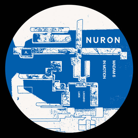 "Nuron & Fugue 'Likemind 06 Nuron / Fugue' 2x12"" (Reissue)"