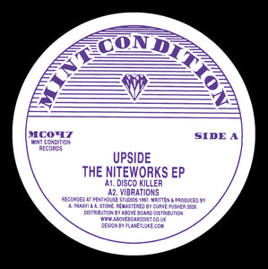 Upside 'The Niteworks EP' 12""