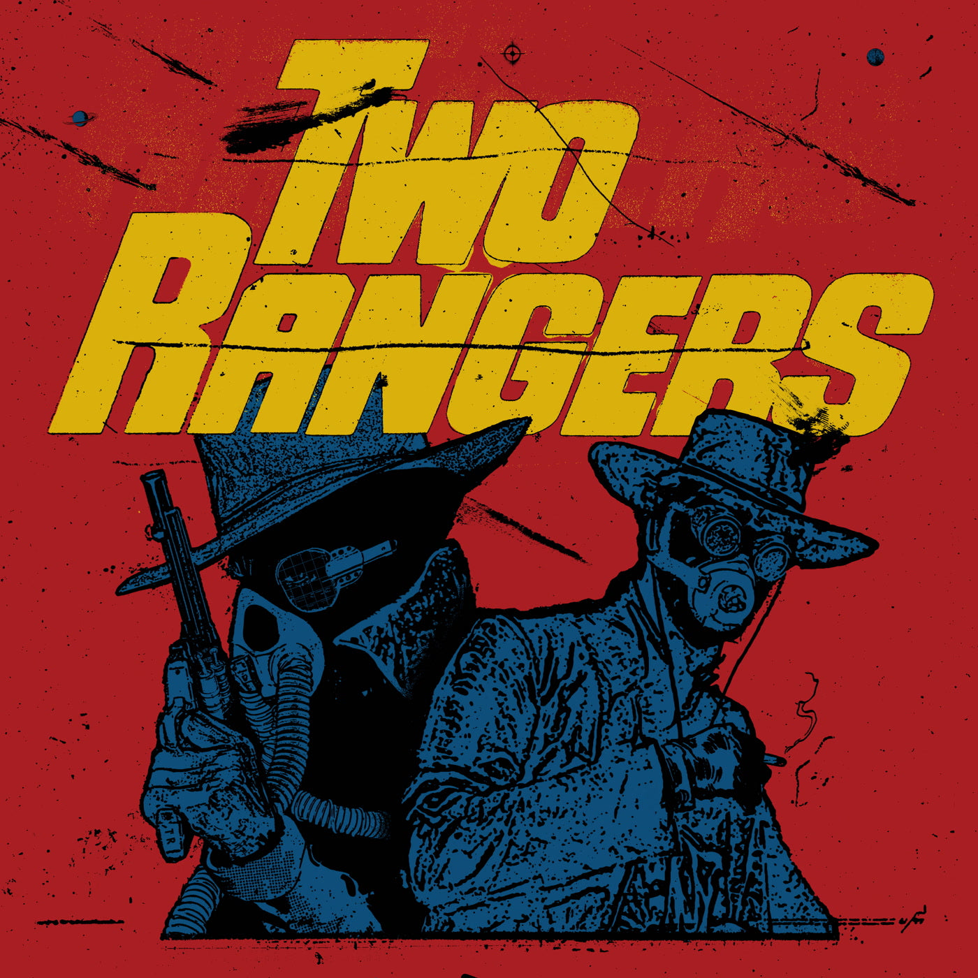 Two Rangers 'Two Rangers' 12""