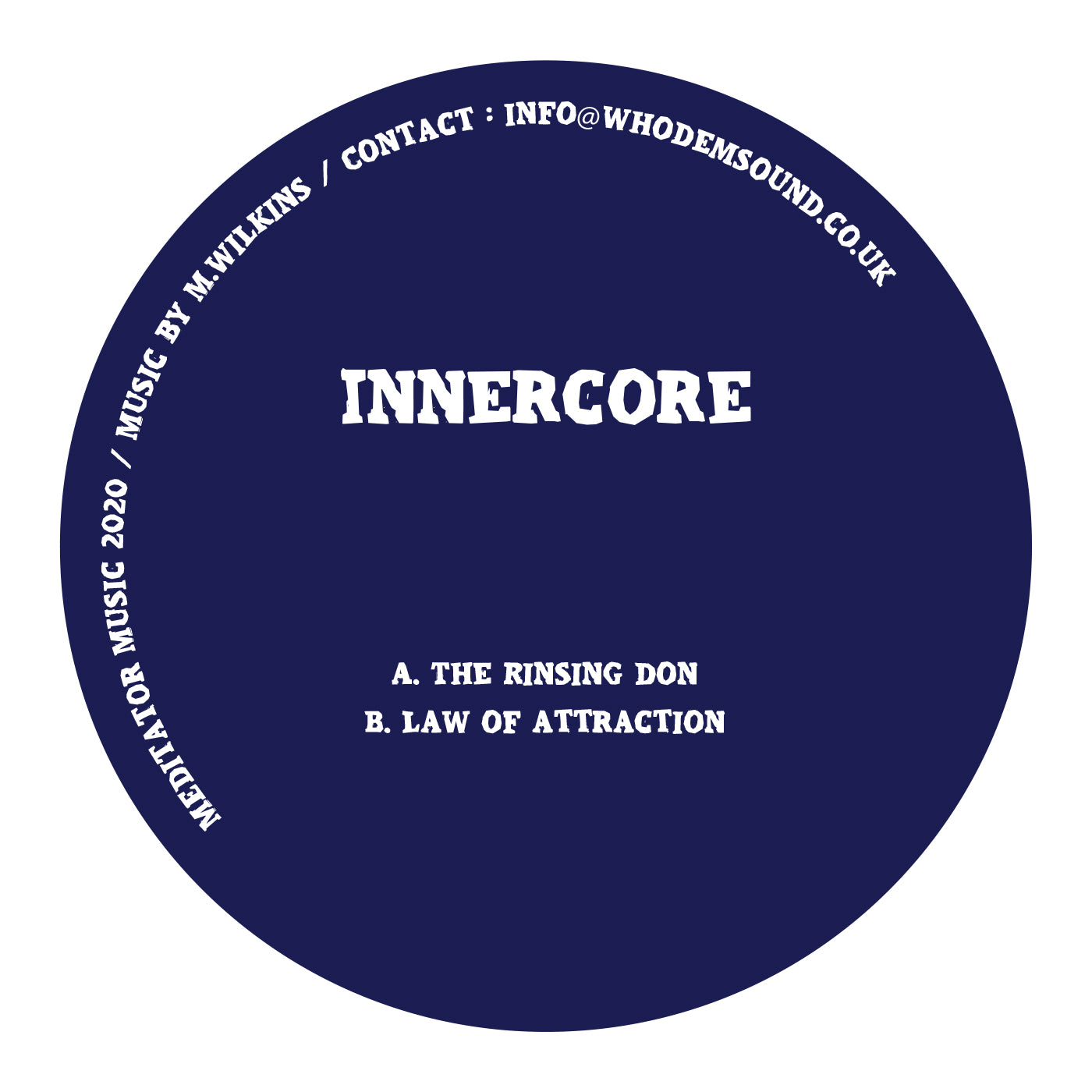 Innercore 'The Rising Don / Law Of Attraction' 12""