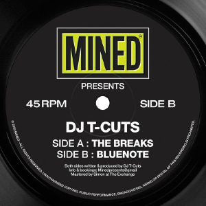 DJ T-Cuts 'The Breaks / Bluenote'