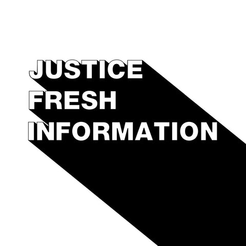 Justice 'Fresh Infomation' 12""