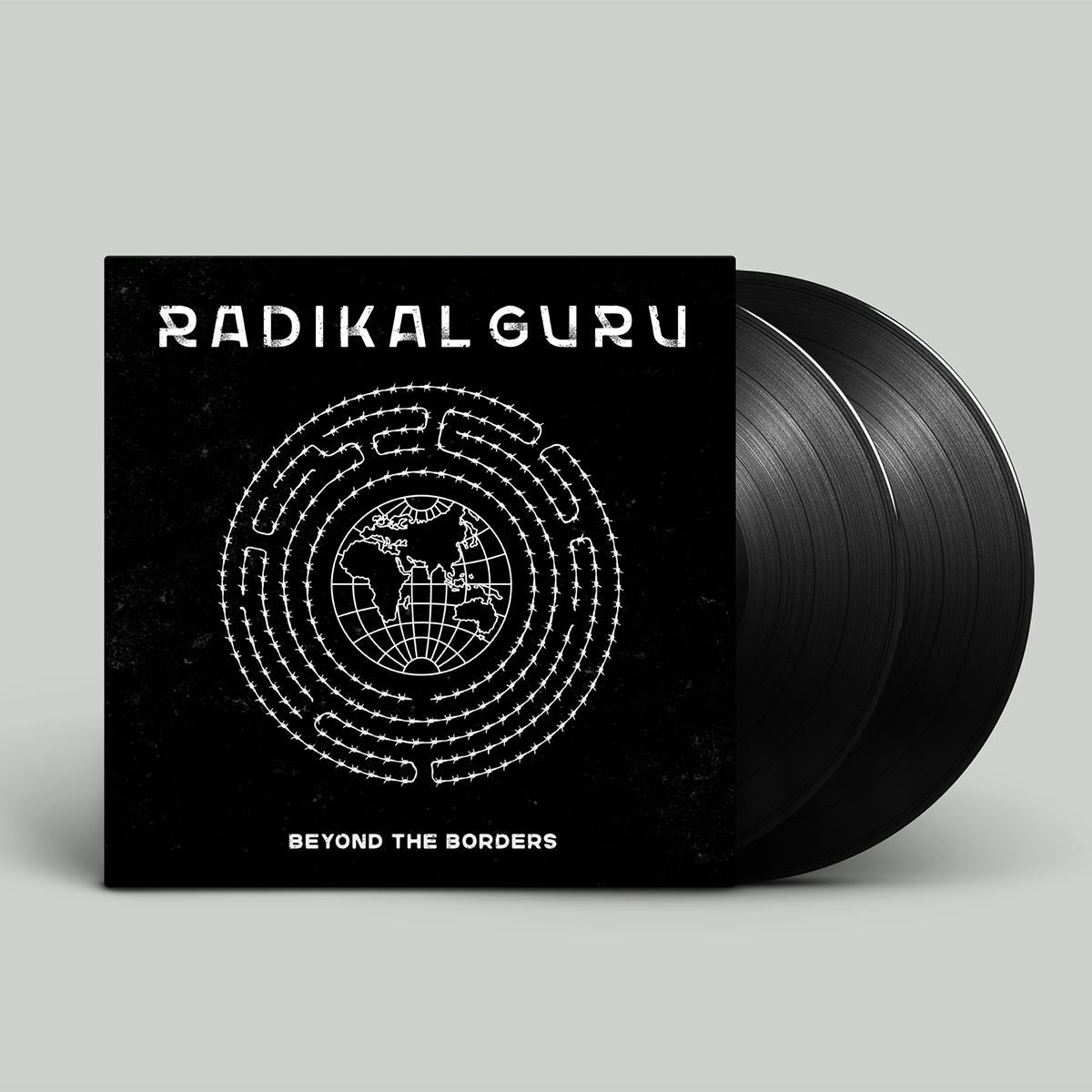 *PRE-ORDER* Radikal Guru 'Beyond The Borders LP' 2LP
