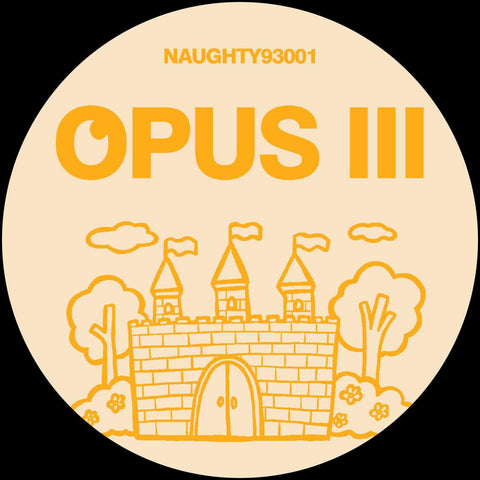 Unknown 'Opus III / Kingz Of The Castle' 10""
