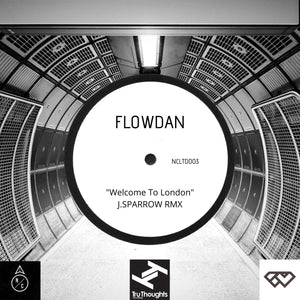 Flowdan 'Welcome To London (J.Sparrow RMX)' 12""