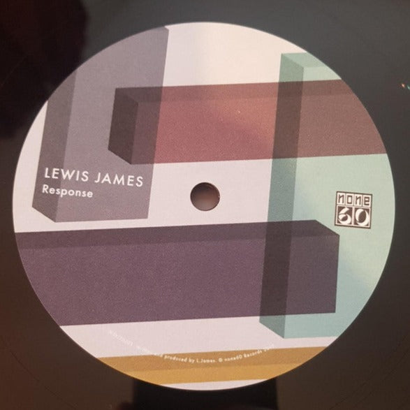 "Lewis James / Oliver Yorke 'Response / NO' 12"" (1/50 Lathe Cut)"