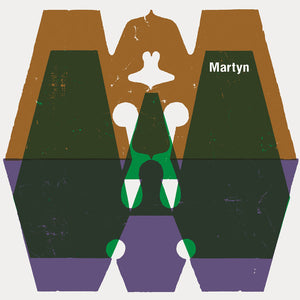 Martyn ‎'Odds Against Us' 12""