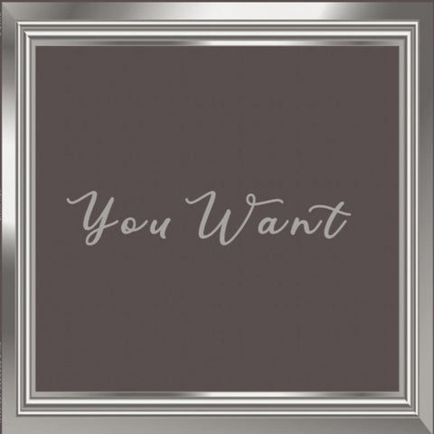 Omar S 'You Want' 4LP