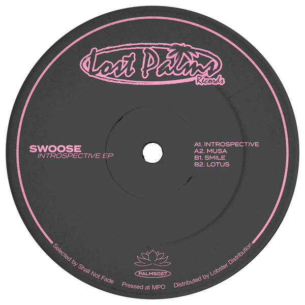 Swoose 'Introspective' EP