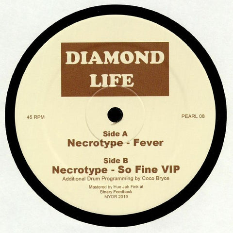 NECROTYPE 'Diamond Life 08' 12""