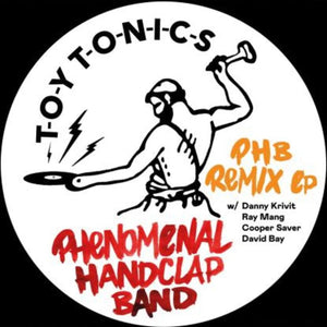 Phenomenal Handclap Band 'PHB Remix EP' 12""