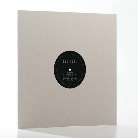 Fracture x Kid Drama ft. Lucie La Mode 'Remember The Time / Tell Me How' 12""