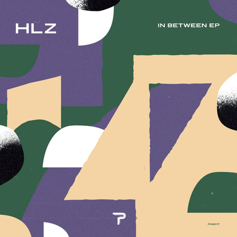 "HLZ  'In Between EP' 12"" [Import]"