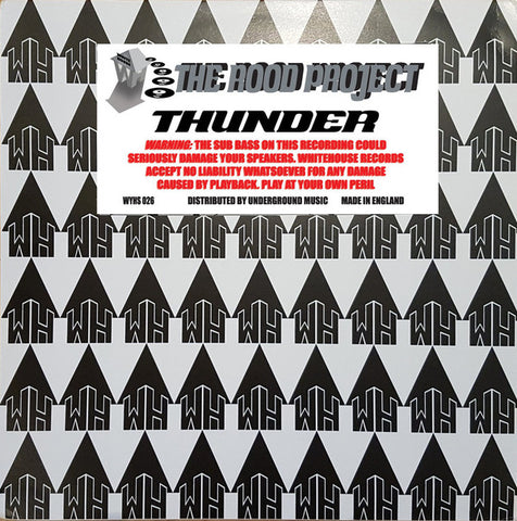 "The Rood Project 'Thunder' 12"" (REPRESS)"