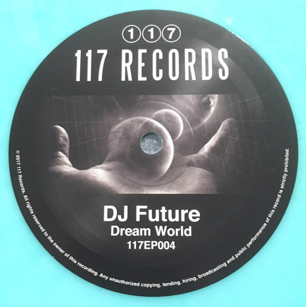 DJ Future 'Dream World' 12""