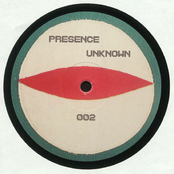 Controlled Weirdness 'Presence Unknown 002' 12""