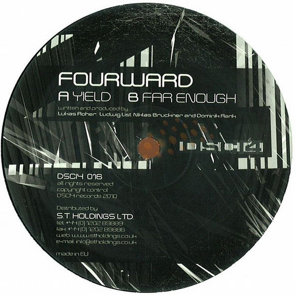 Fourward 'Yeild / Far Enough'
