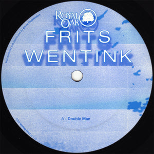 *PRE-ORDER* Frits Wentink 'Double Man EP' 12""