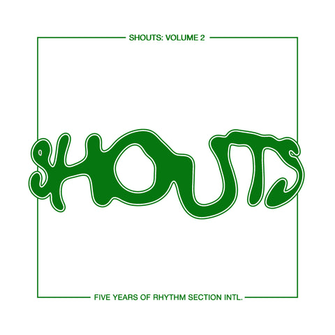 Various Artists 'SHOUTS Vol.2' 12""