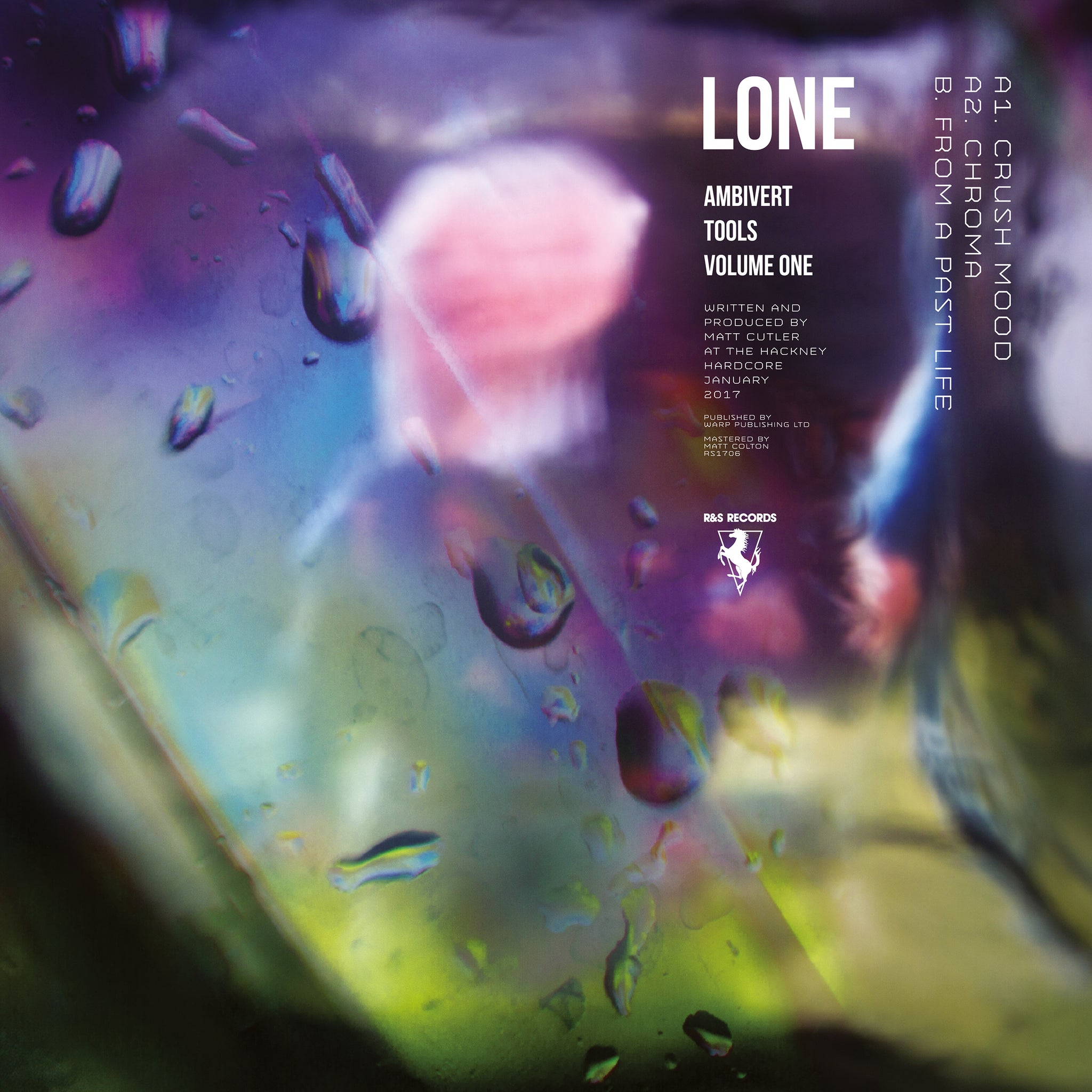 LONE 'AMBIVERT TOOLS VOLUME ONE' 12""