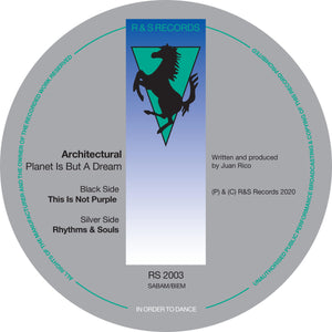 Architectural 'Planet Is But A Dream' 12""