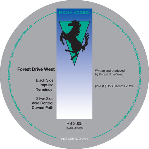 Forest Drive West 'Terminus EP' 12""