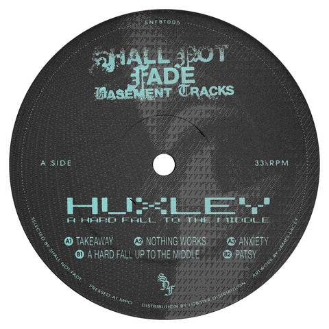 *PRE-ORDER* Huxley  'A Hard Fall To The Middle EP' 12""