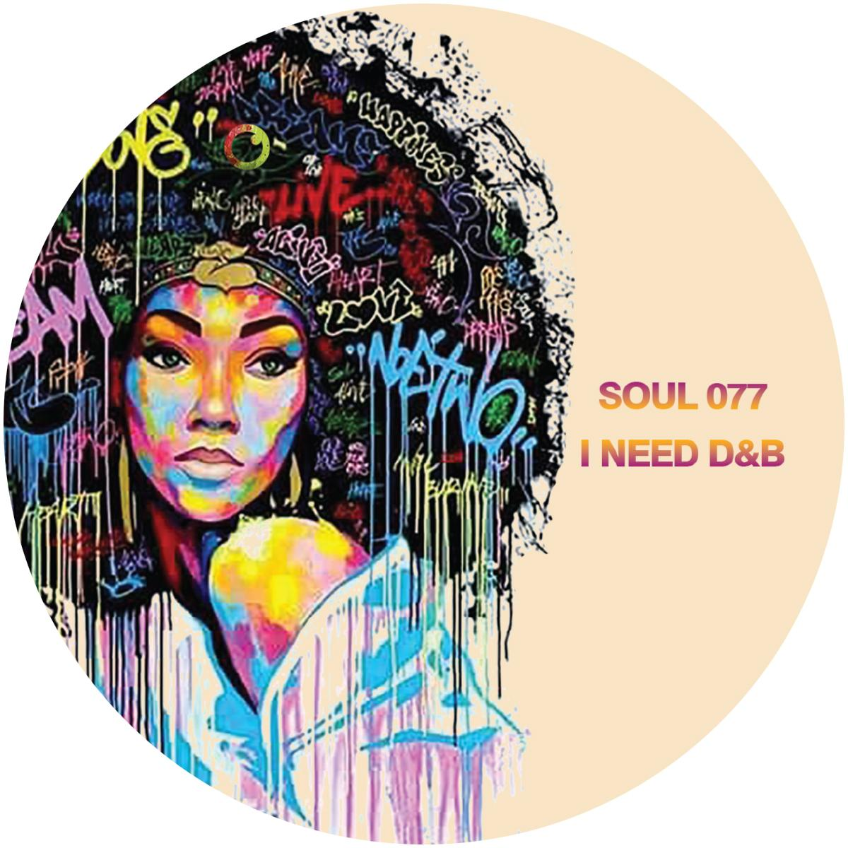 Unknown Artist 'SOUL 77' 12""