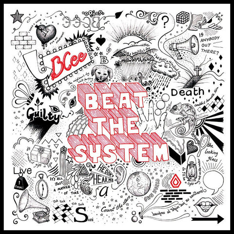 *PRE-ORDER* BCee 'Beat The System (10th Anniversary Edition)' 2LP