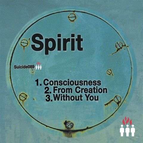 Spirit 'Consciousness / From Creation' 12""
