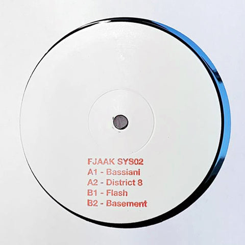 "FJAAK 'SYS02' 12""[Import]"