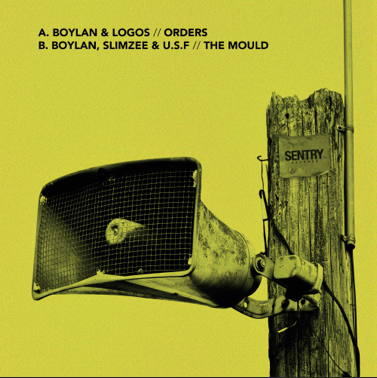 Boylan, Logos, Slimzee & U.S.F 'Orders / The Mould' 12""