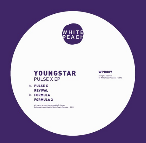 Youngstar 'Pulse X' EP