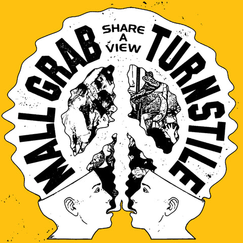 Turnstile & Mall Grab ' Share A View' 12""